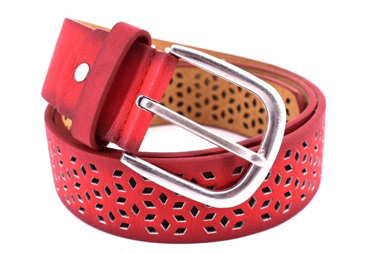 Dámský opasek Arteddy - červená 95 31662