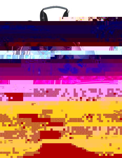 Klučičí školní batoh pro prvňáčky se čtyřkolkou Bagmaster GALAXY 7 F BLUE/BLACK/GREY 8591805007261