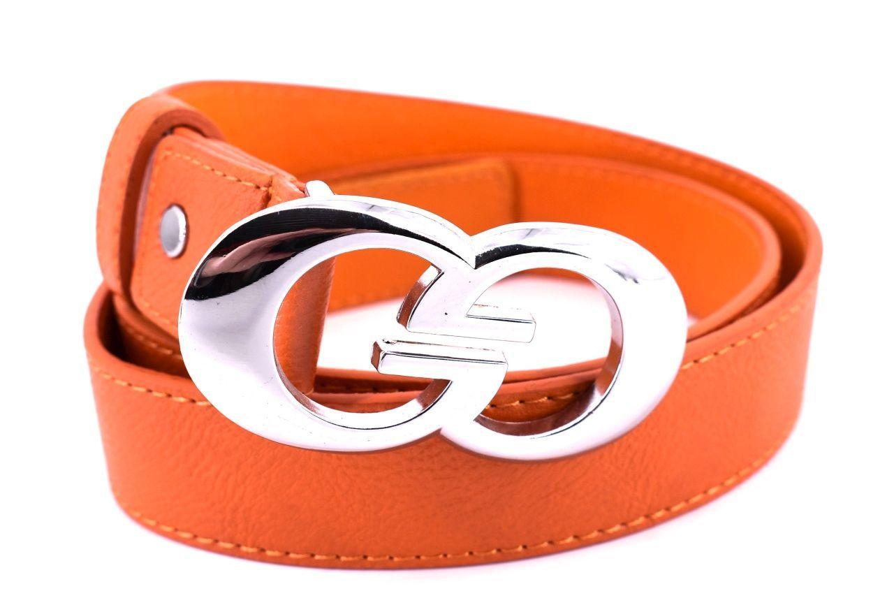 Dámský opasek Arteddy - oranžová 85 23742