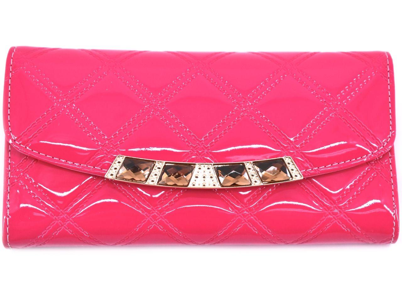 Dámská peněženka - fuchsiová 24489