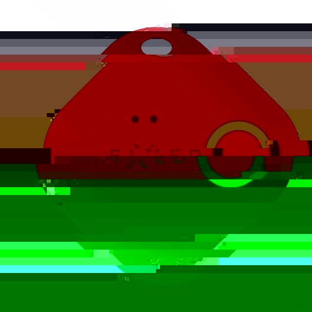 Bagmaster Smart tracker FIXED smile PRO červený, čip, bezpečnost, mobil, gps
