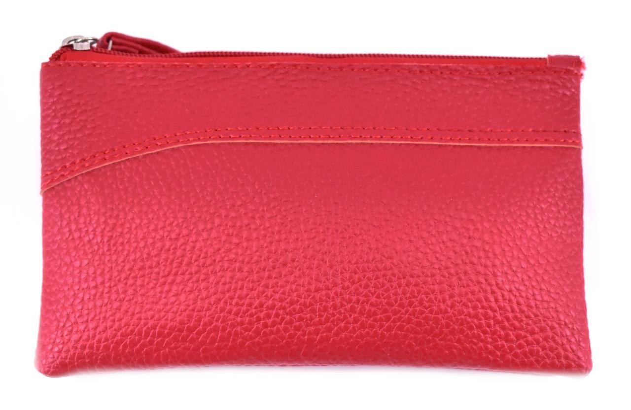Dámská peněženka - červená 26606