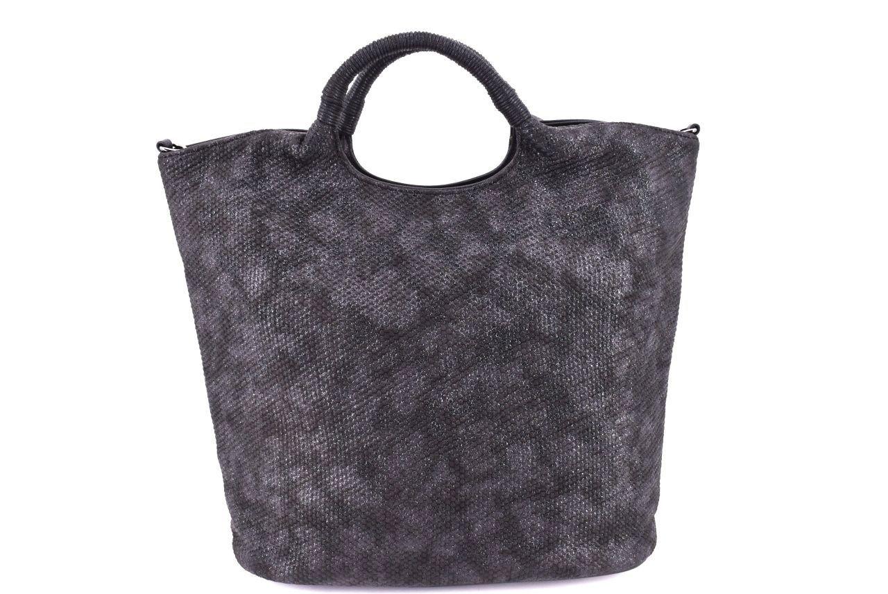 Dámská kabelka černá 33719