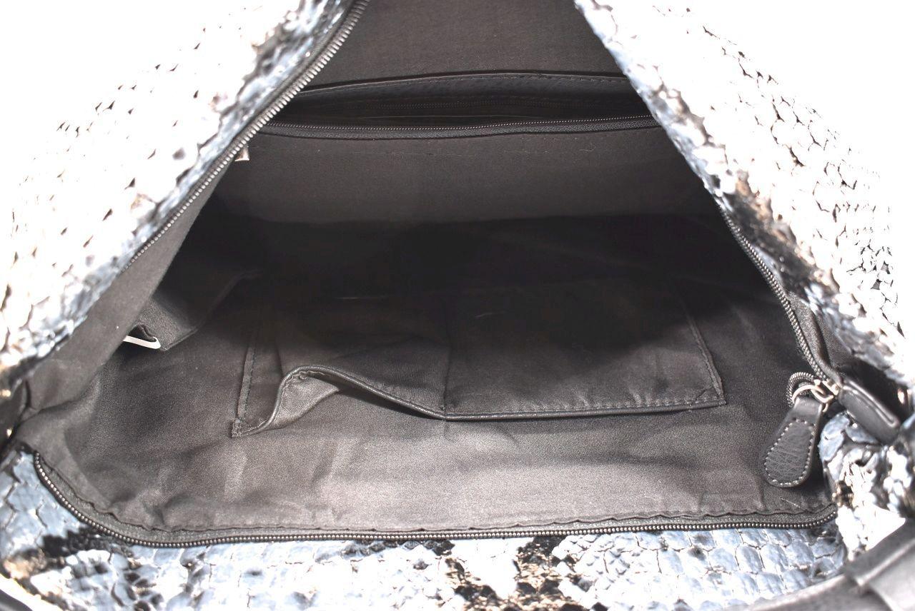 Dámská kabelka černá 33644
