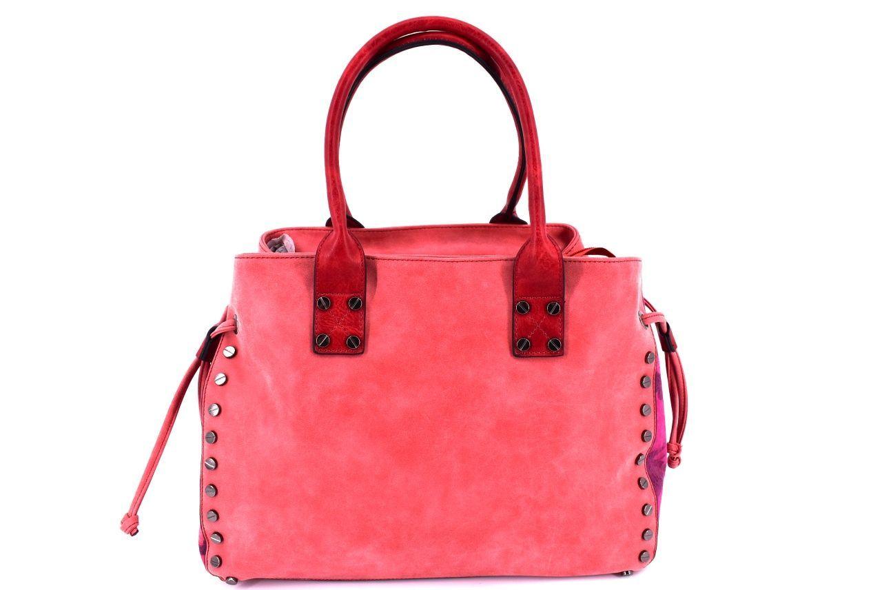 Dámská kabelka růžová 31966