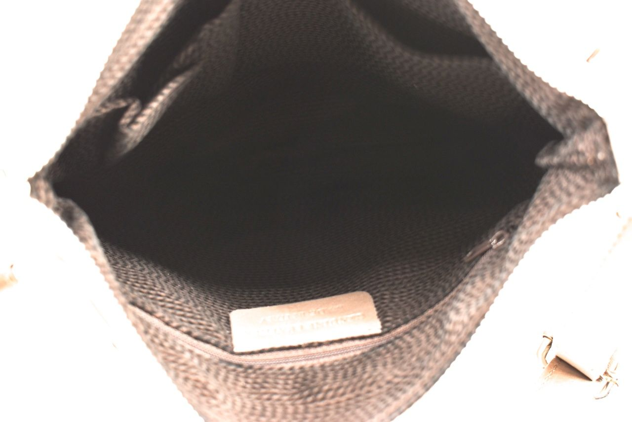 Dámská kožená kabelka crossbody Arteddy - hořčicová 34921