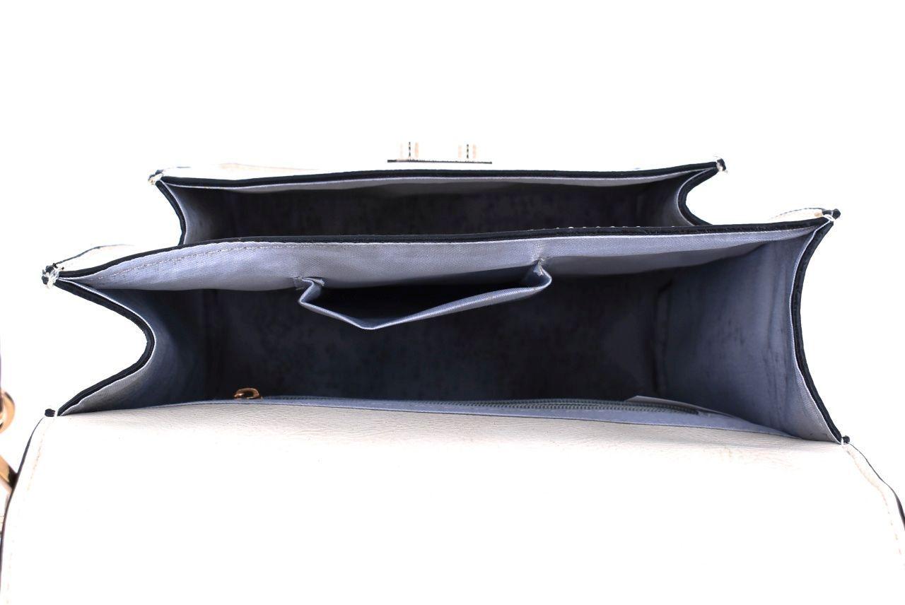 Dámská kabelka crossbody - černá 29797