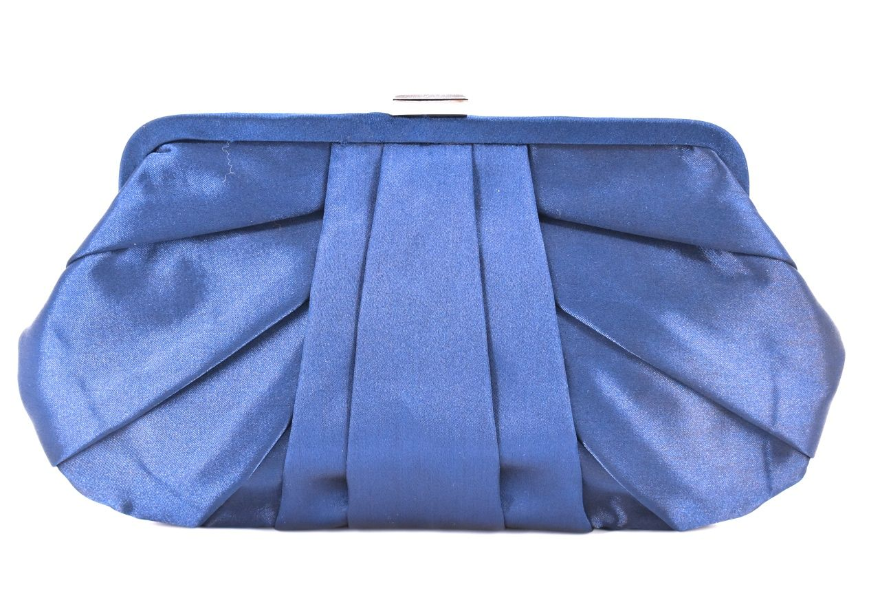 Dámská kabelka psaníčko - modrá 24556