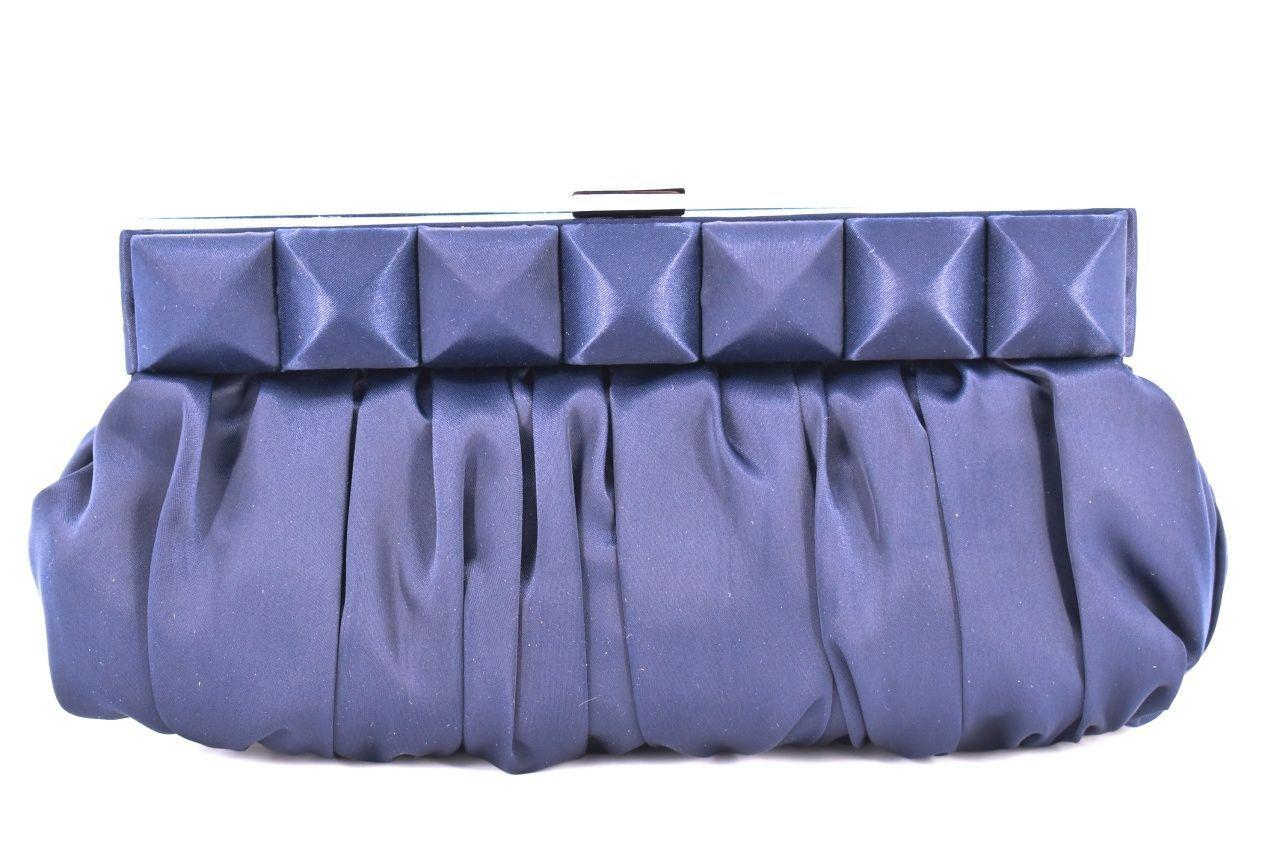Dámská kabelka psaníčko - modrá 21537