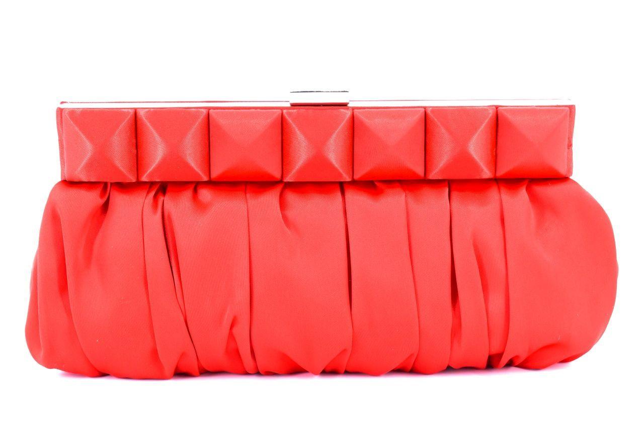 Dámská kabelka psaníčko - červená 21537