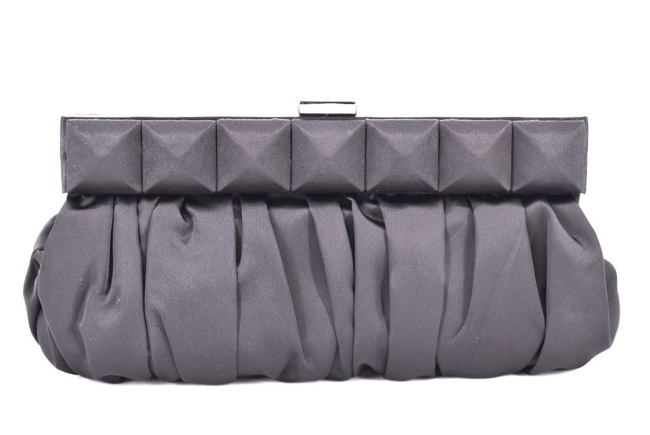 Dámská kabelka psaníčko - černá 21537