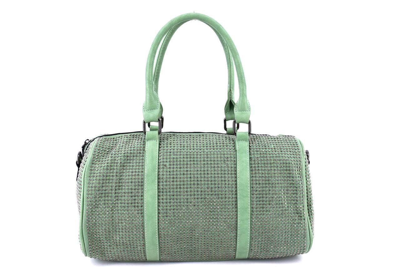 Dámská kabelka zelená 27262