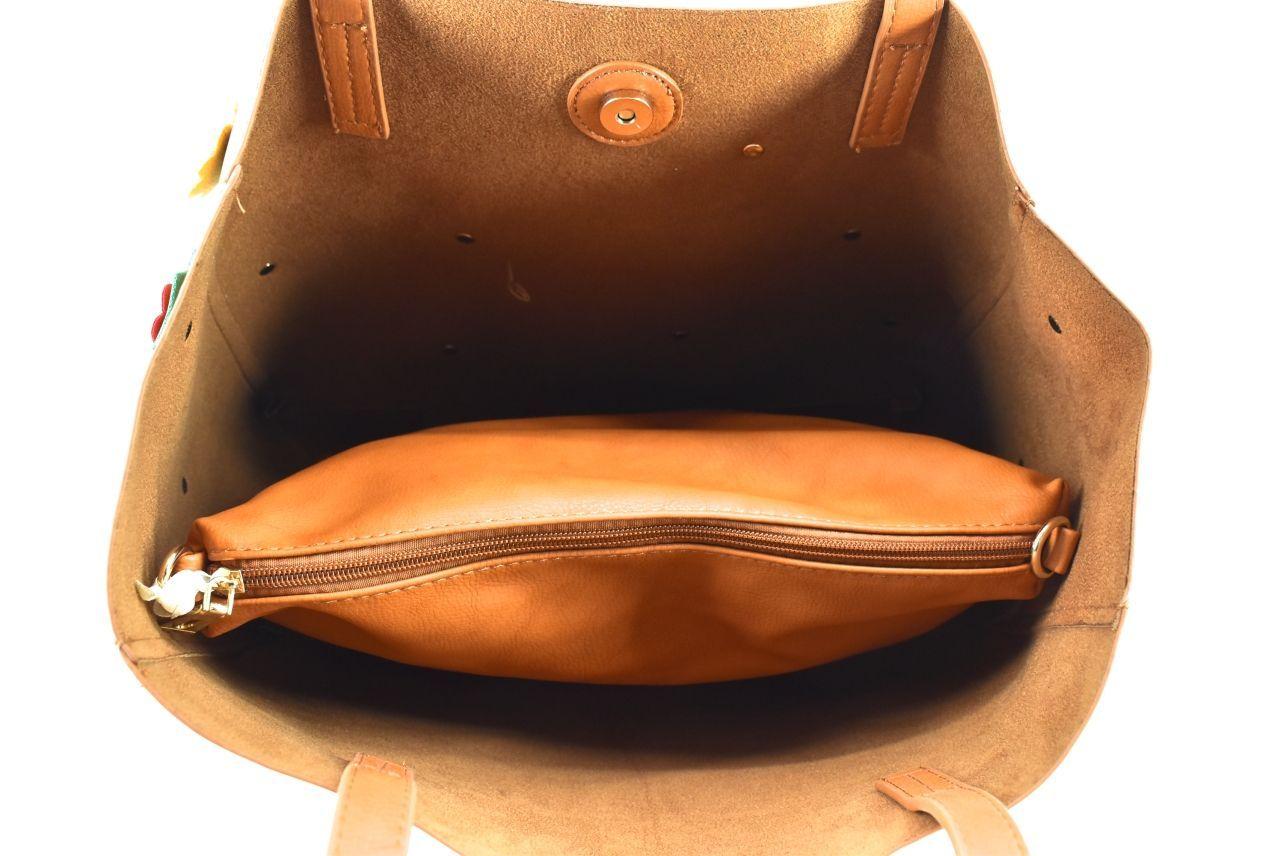 Dámská kabelka černá 27257