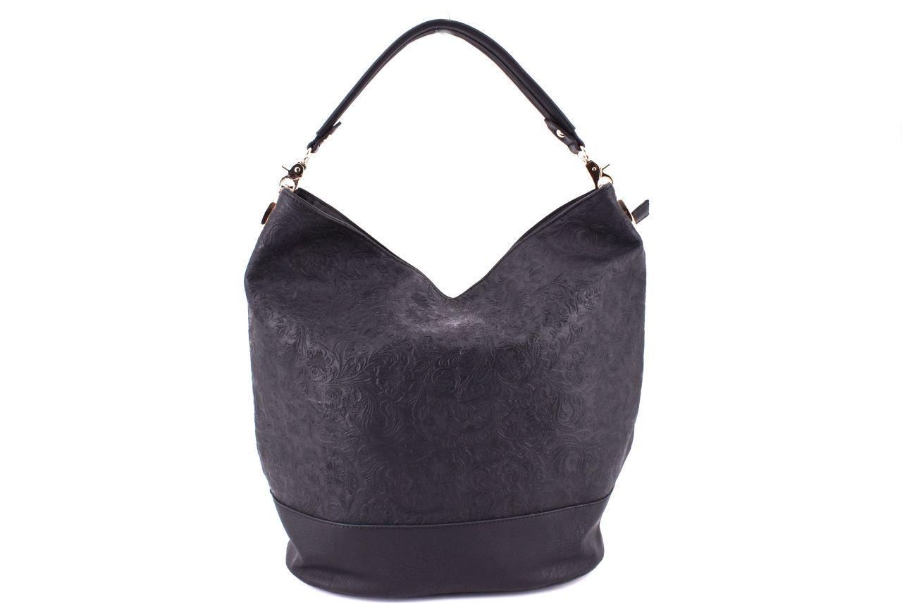 Dámská kabelka černá 29885