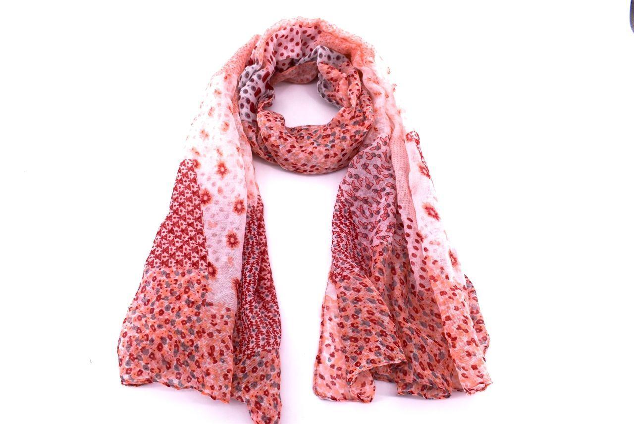Dámský šátek Arteddy - červená