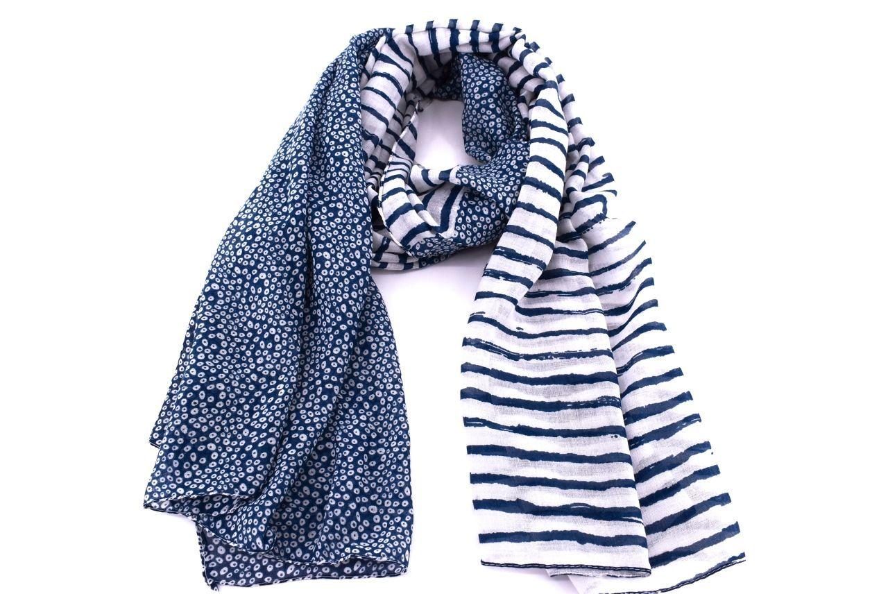 Dámský  šátek Arteddy - šedá