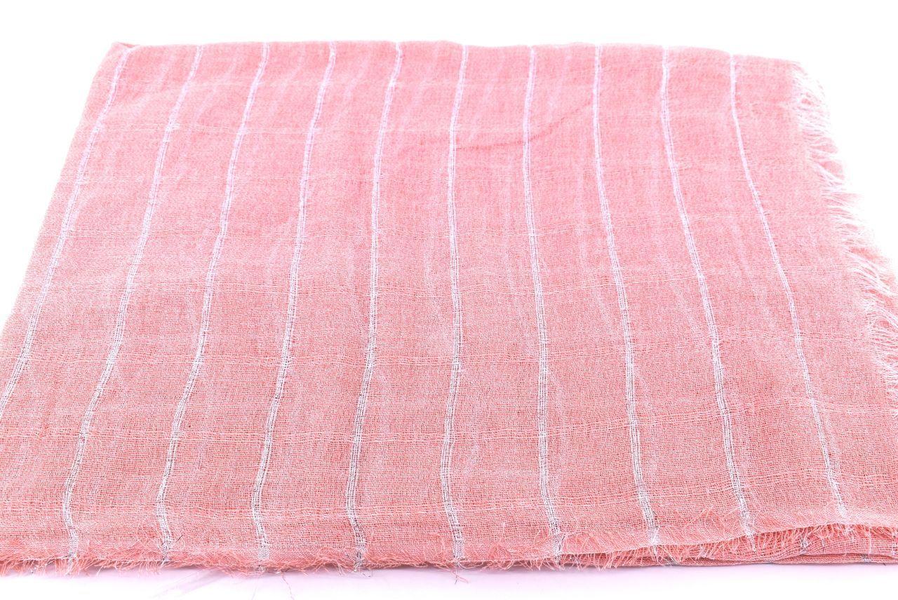 Dámský šátek Arteddy - lososová