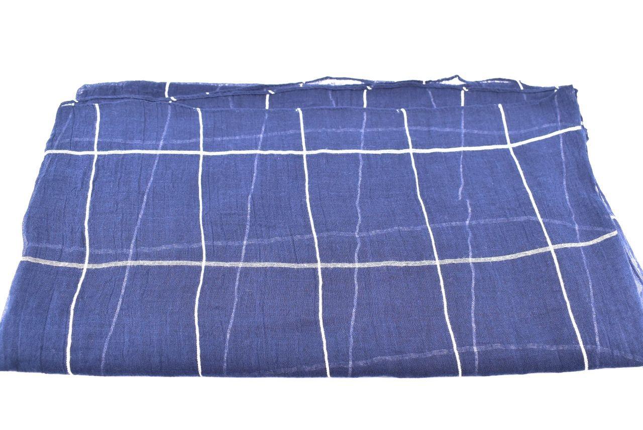 Dámský šátek Arteddy - tmavě modrá
