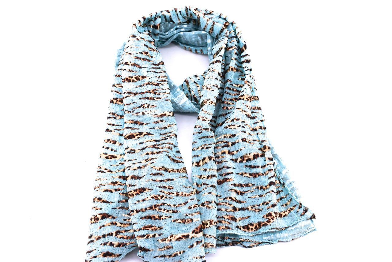 Dámský šátek Arteddy - tyrkysová