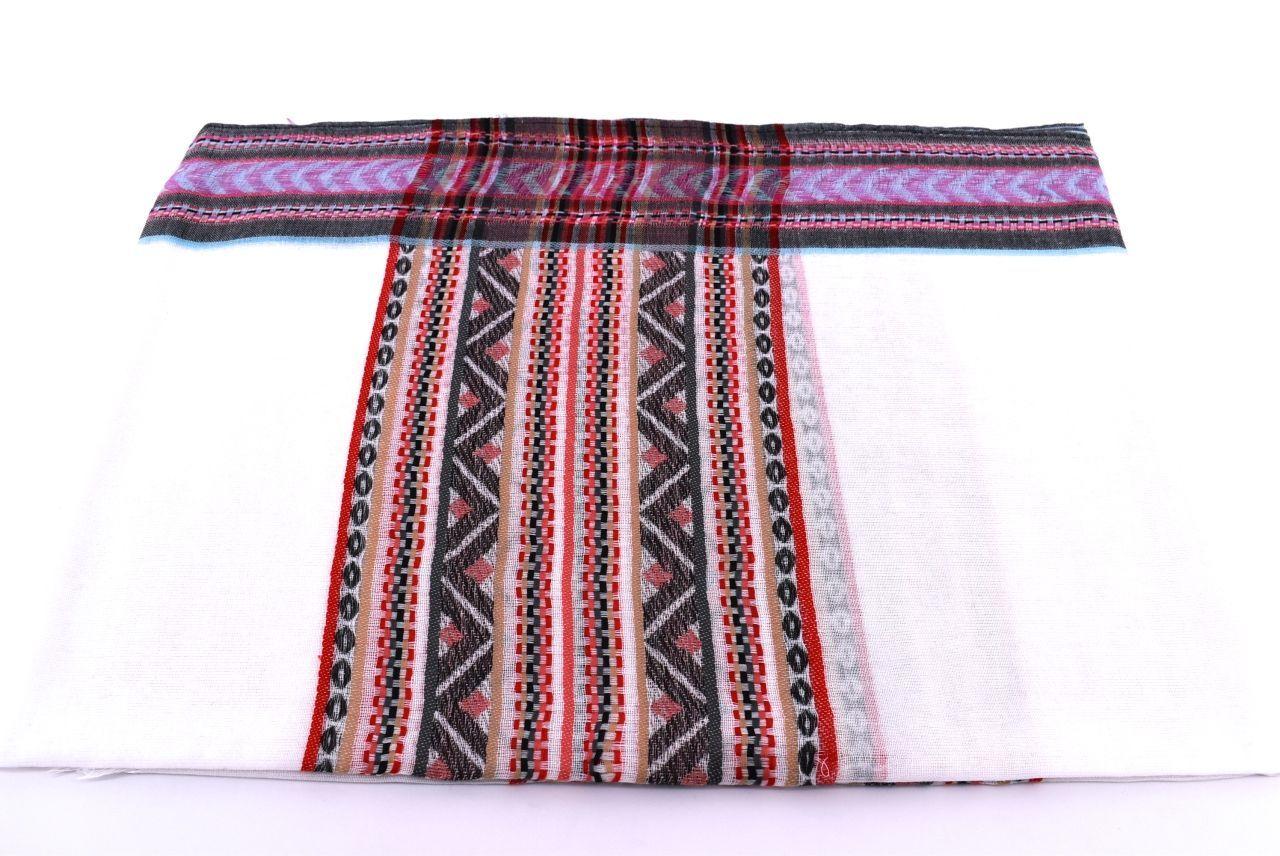Dámský hedvábný šátek Arteddy - červená