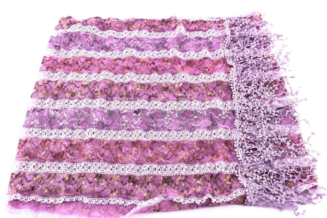 Dámský šátek Arteddy -fialová