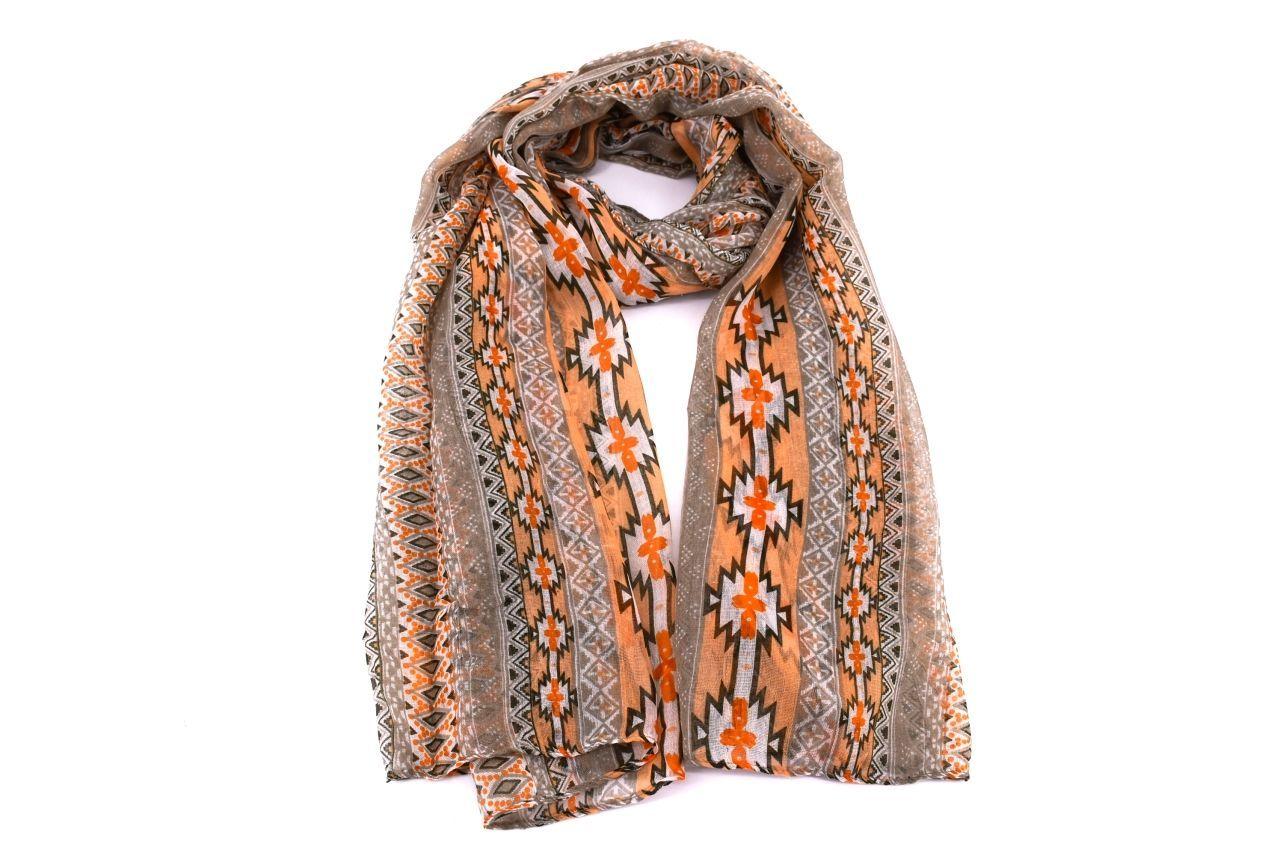 Dámský šátek Arteddy - oranžová