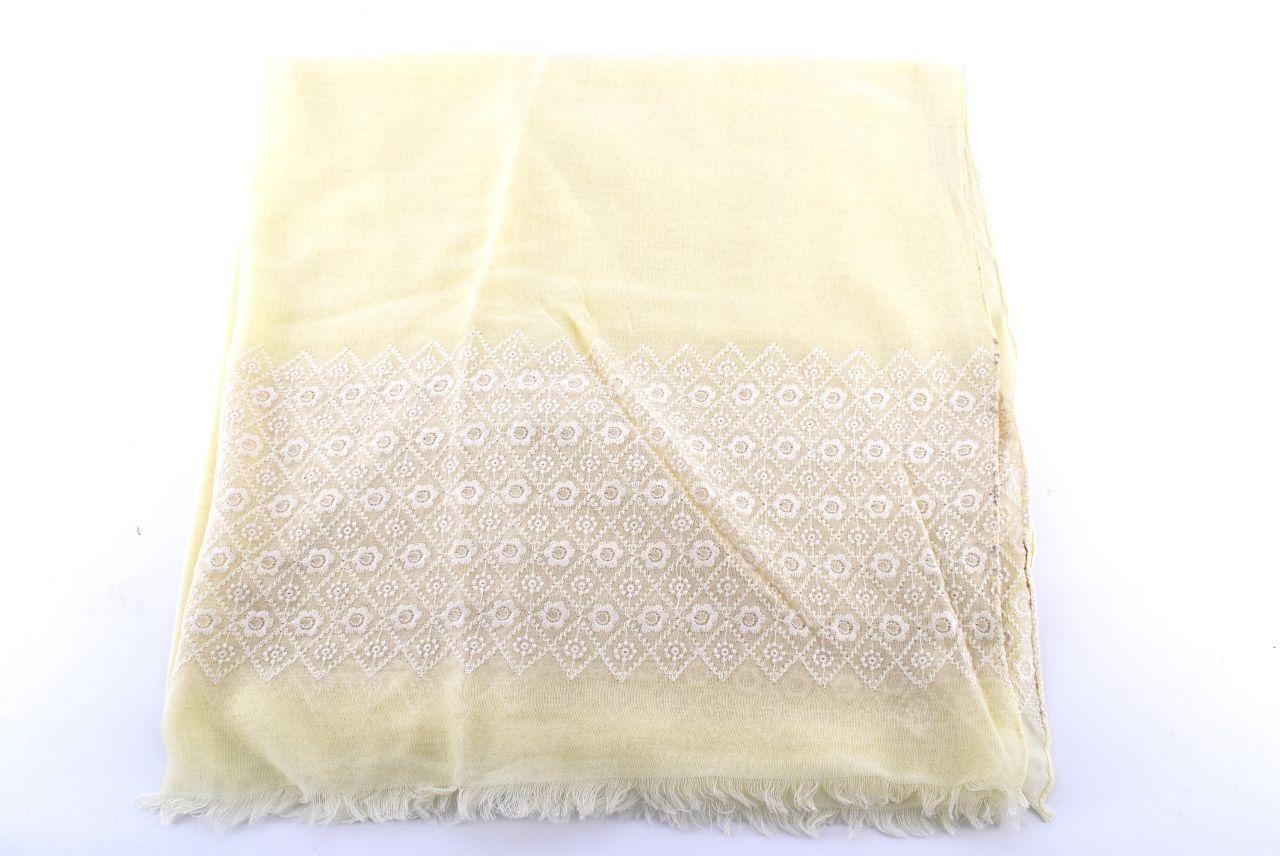 Dámský šátek Arteddy - žlutá