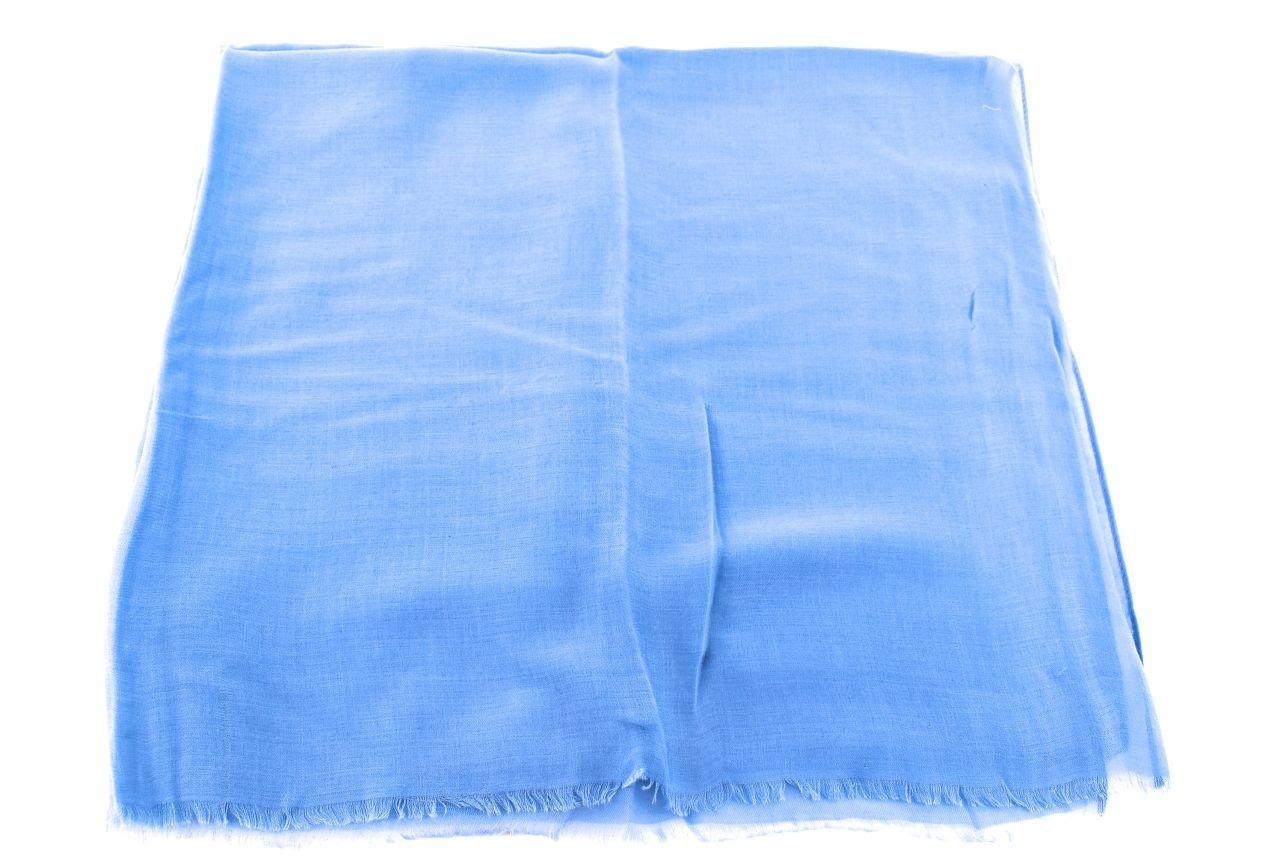 Dámský  jednobarevný šátek Arteddy - modrá