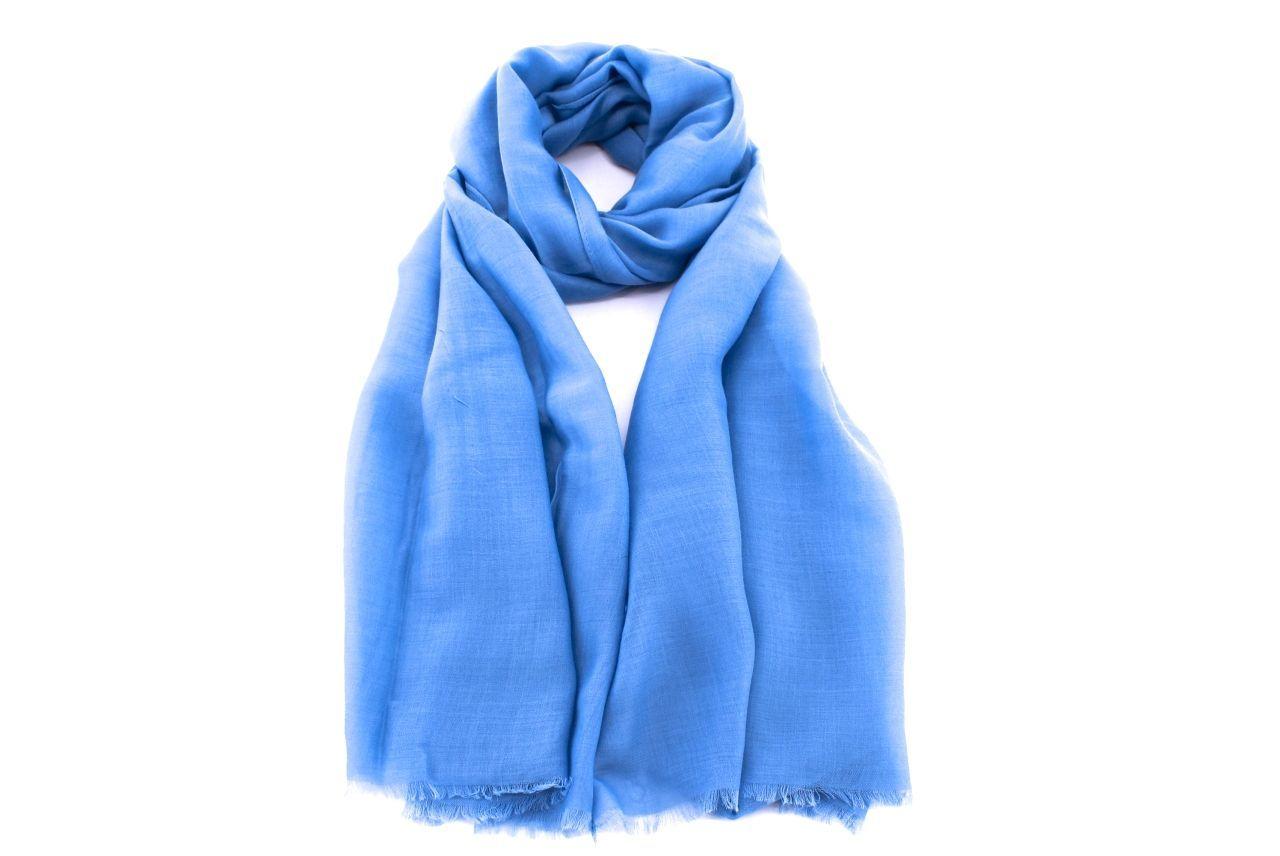 Dámský jednobarevný šátek Arteddy - světle šedá