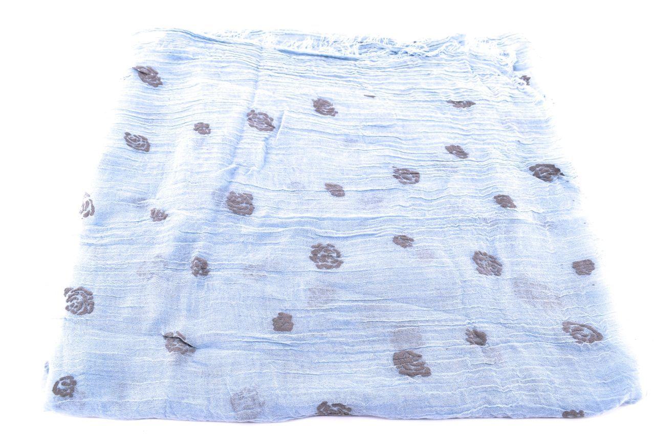 Dámský šátek Arteddy - světle modrá