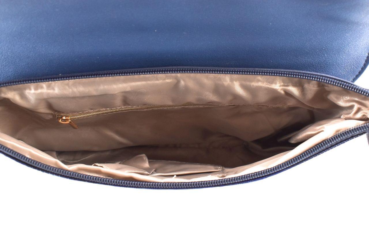 Dámská kabelka psaníčko - červená 36849