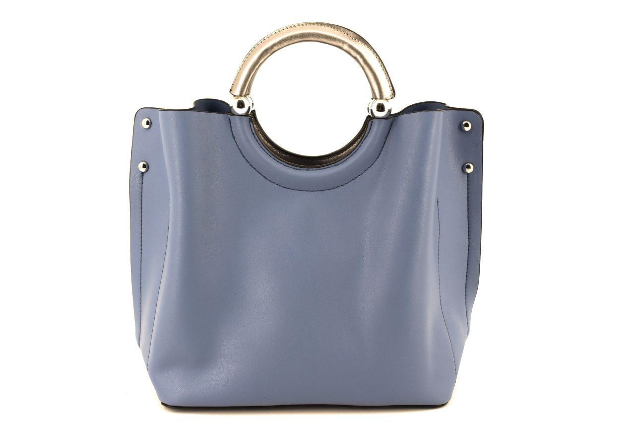 Dámská kabelka Tommasini - modrá 36108