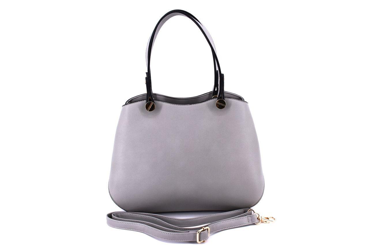 Dámská kabelka Herisson - černá 36795