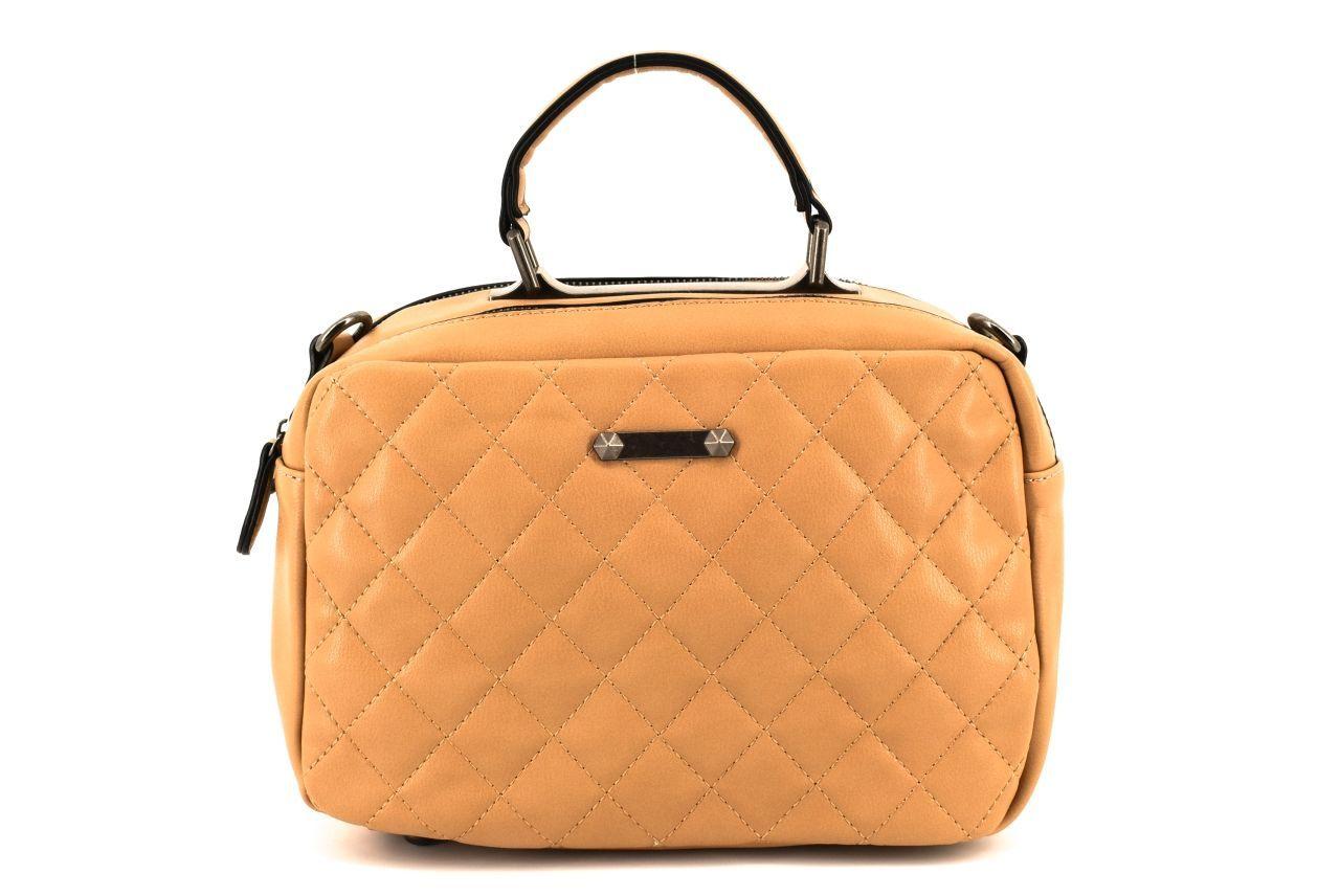 Dámská kabelka crossbody - béžová 36885