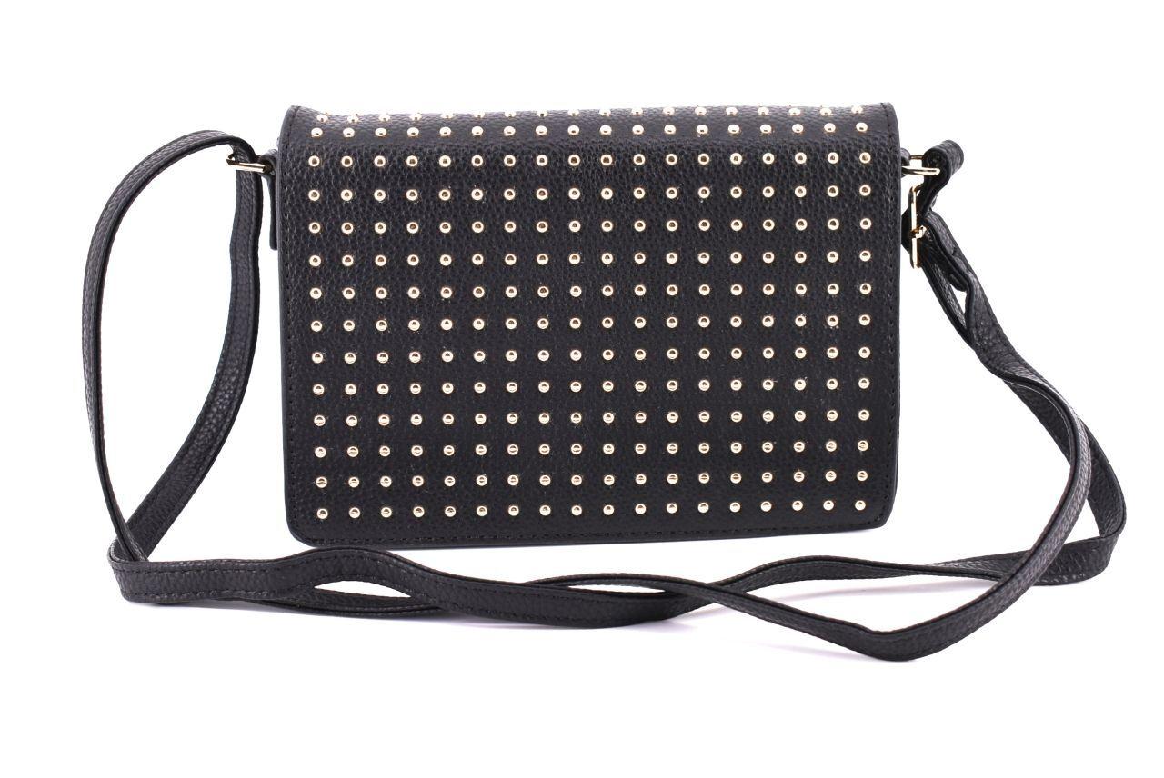 Dámská kabelka crossbody černá 36801