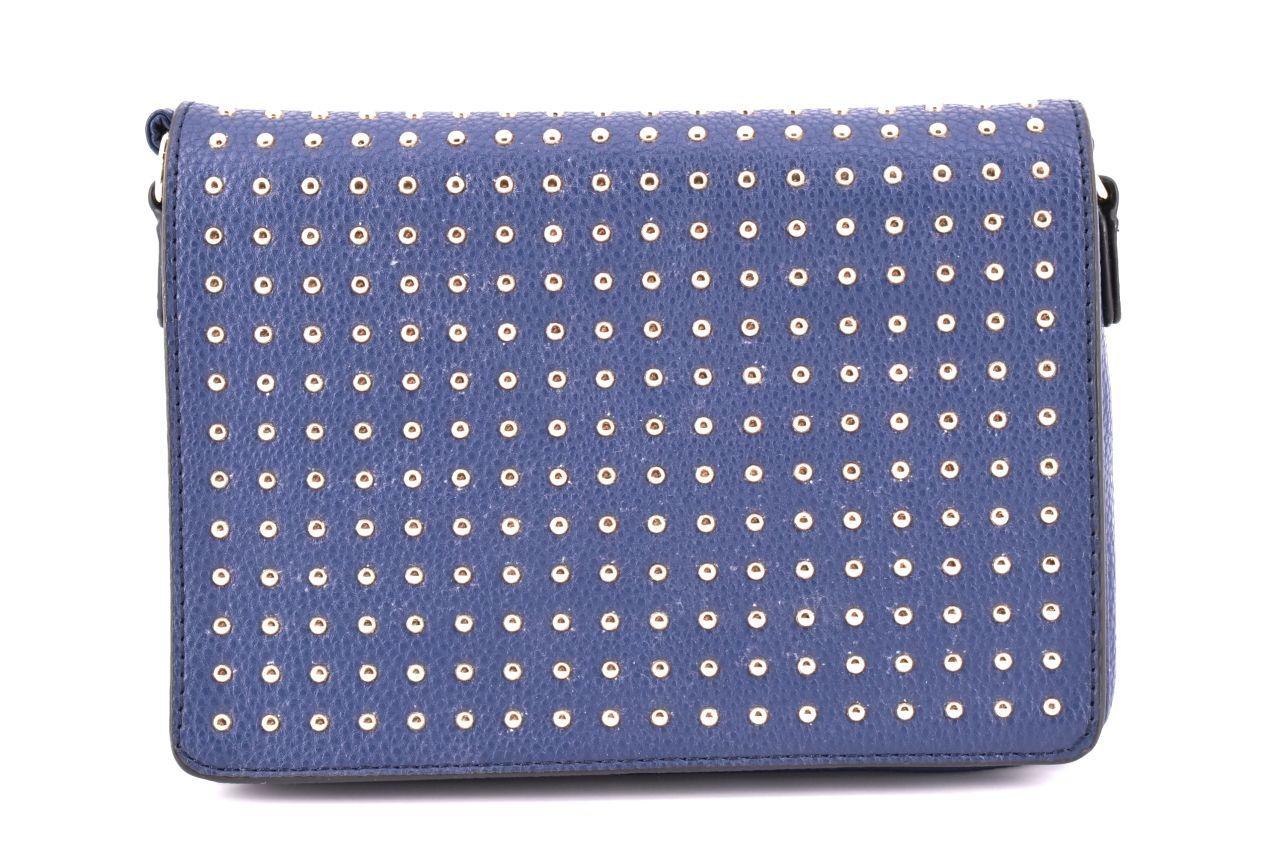 Dámská kabelka crossbody tmavě modrá 36801