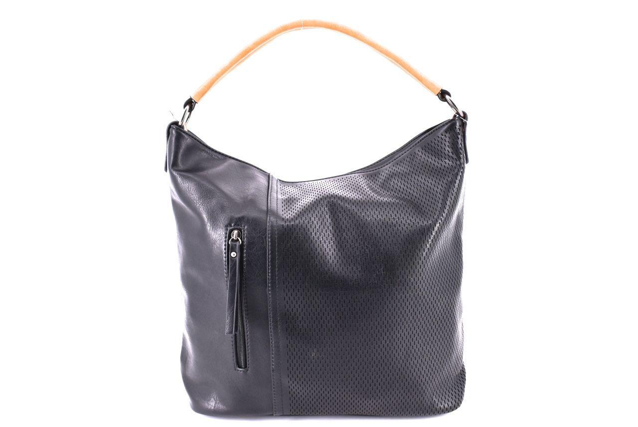 Dámská kabelka černá 36837