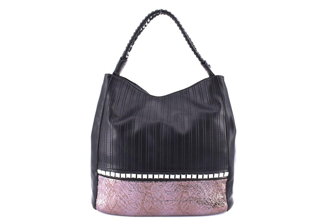 Dámská kabelka černá 36095