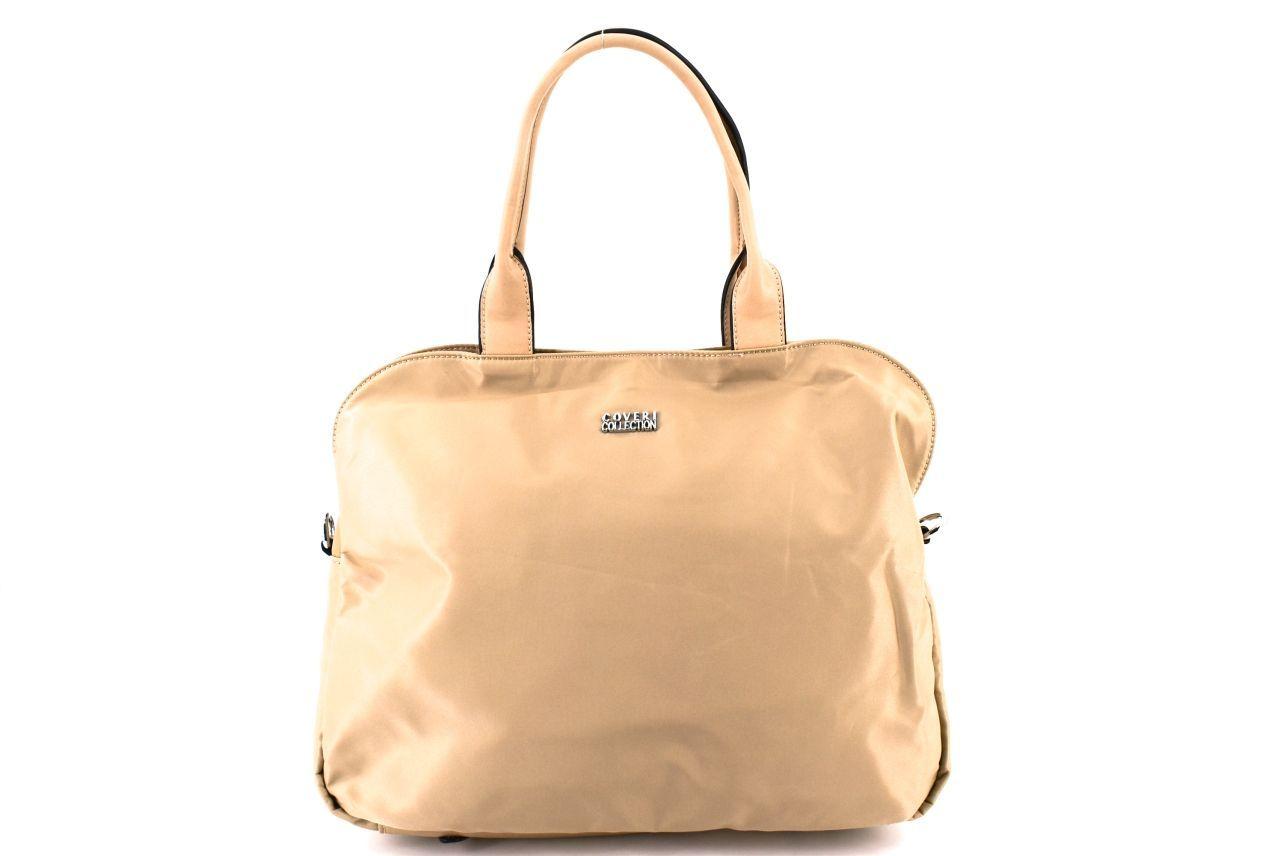Dámská kabelka Coveri béžová 36827