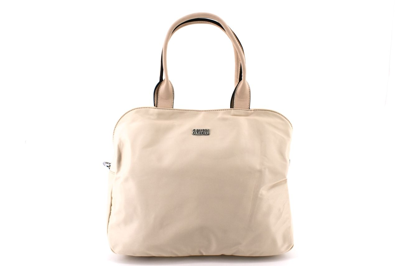 Dámská kabelka Coveri krémová 36827