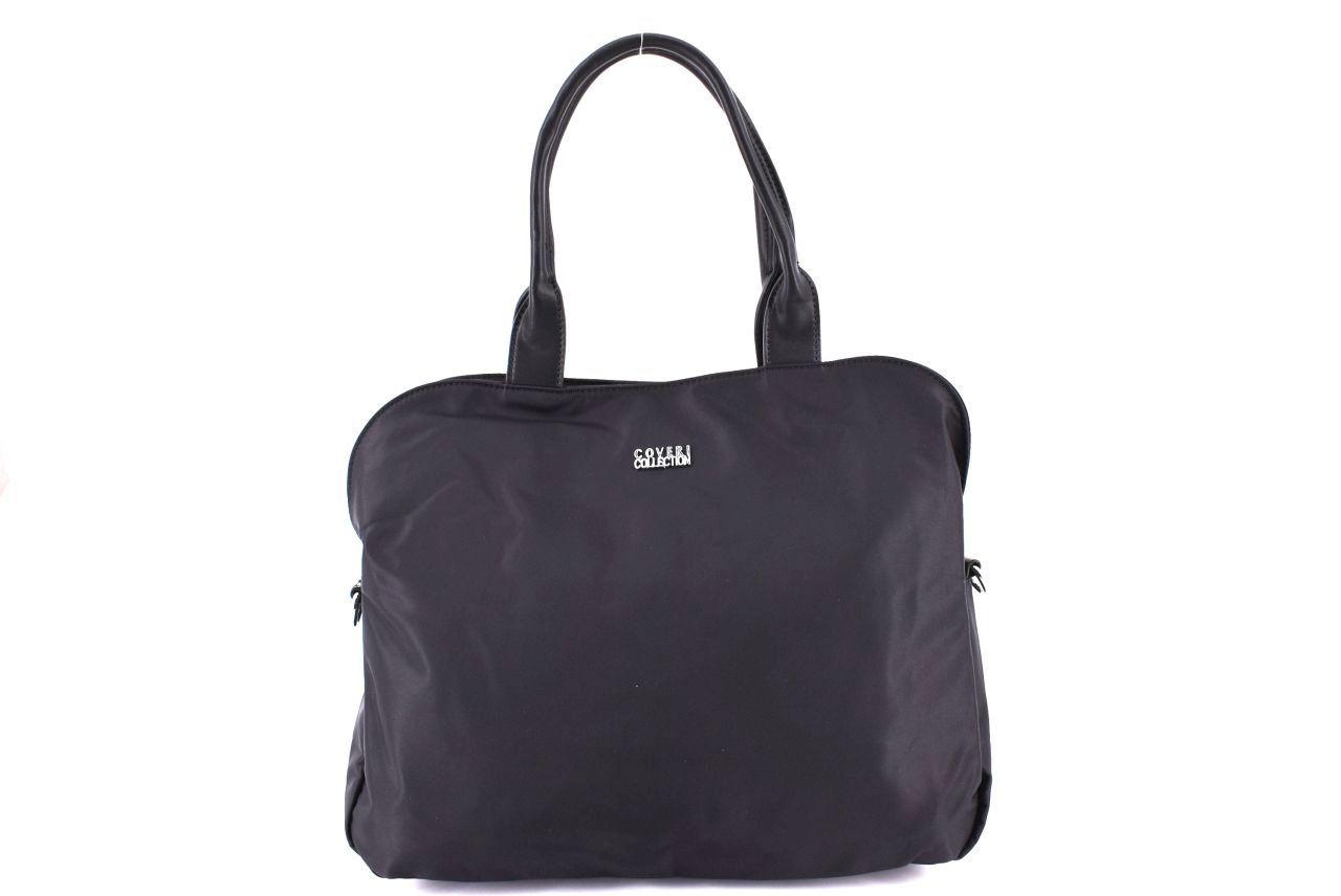 Dámská kabelka Coveri černá 36827