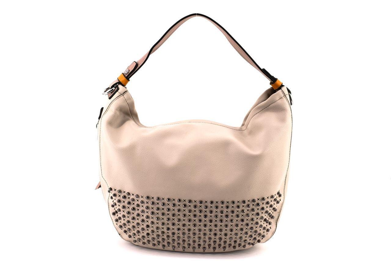Dámská kabelka - krémová 36877