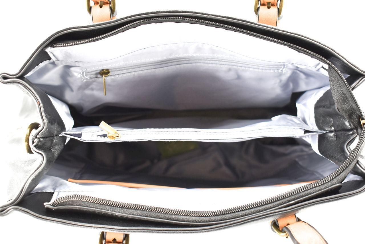 Dámská kabelka - bílá 36872