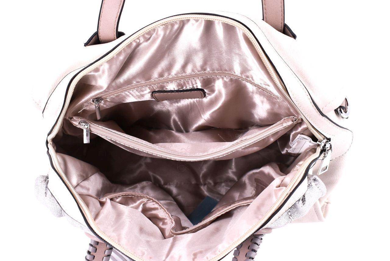 Dámská kabelka - černá 36858
