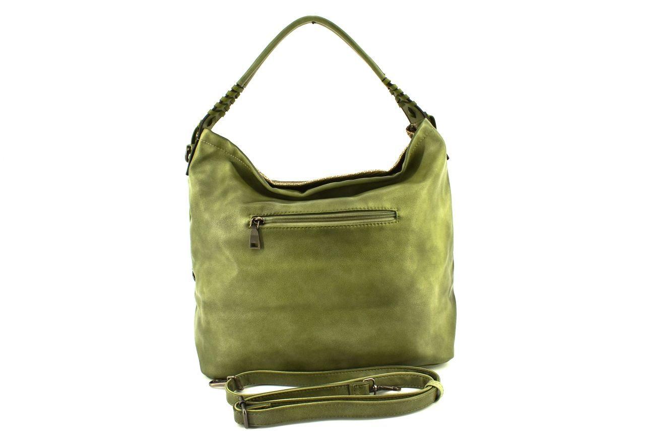 Dámská kabelka - krémová 36859