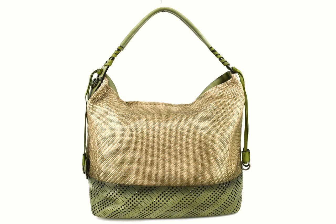 Dámská kabelka - zelená 36859