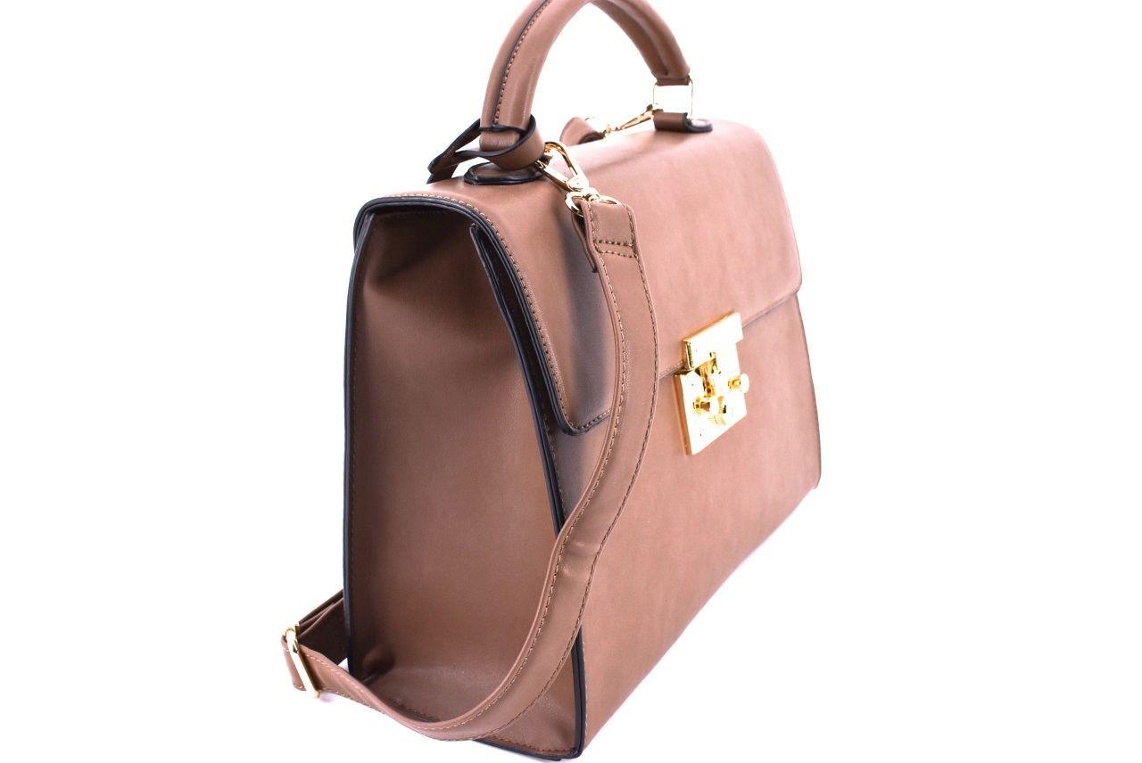 Dámská kabelka růžová 35688