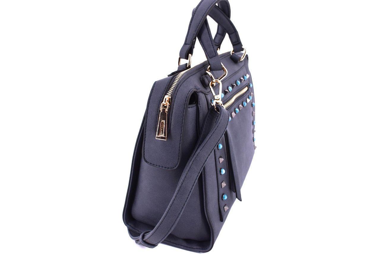 Dámská kabelka crossbody - černá 35699
