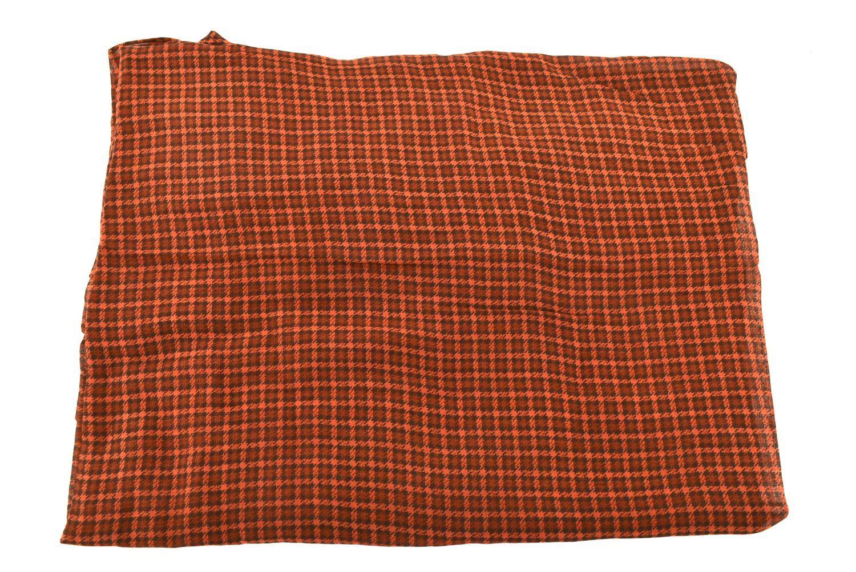 Dámský šátek Made in Italy  - oranžová