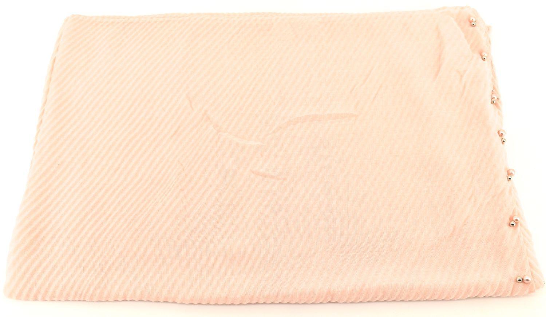 Dámský šátek s perličkami Arteddy - růžová
